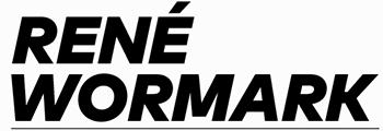 René Wormark Logo